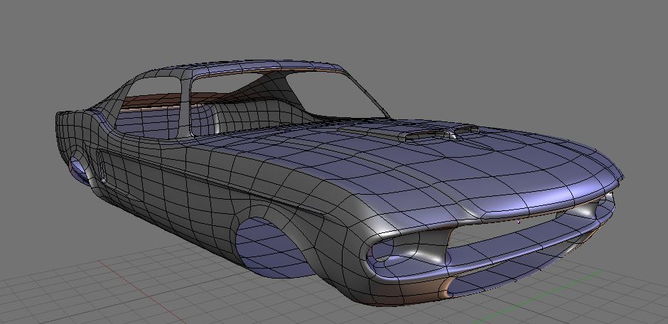 Ford mustang shelby gt 500 1967 works in progress blender artists httpzoo logique3dblender 070mustang02g940x456 malvernweather Image collections