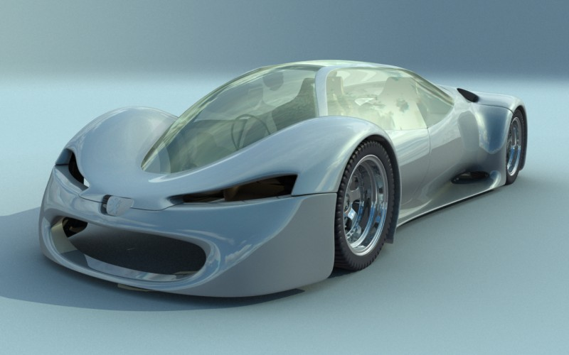 Peugeot 9009 Concept - YouTube
